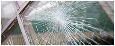 Corby Smashed Glass